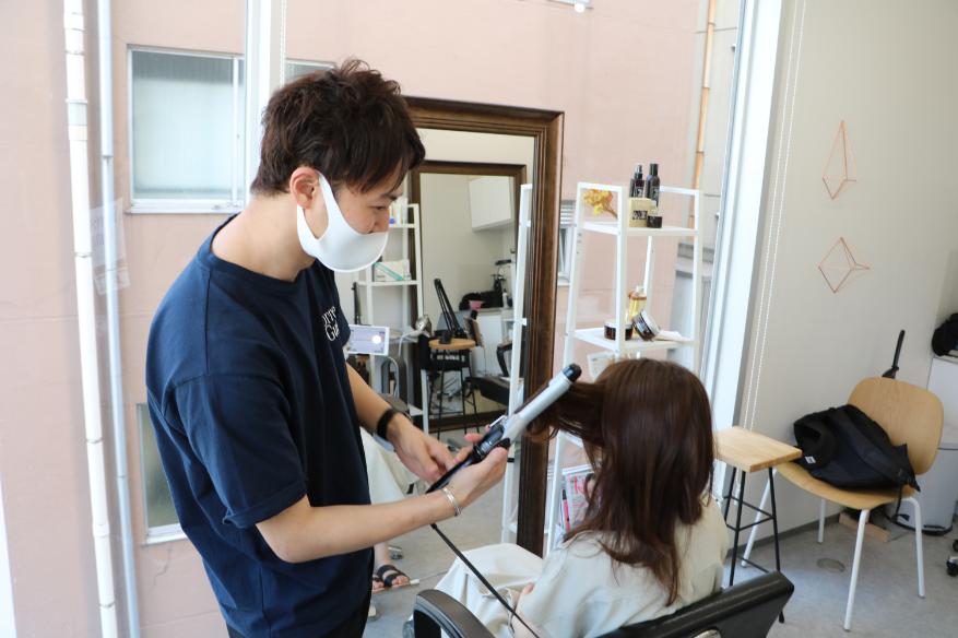 THE SALONS オーナー美容師インタビュー vol.3 後編