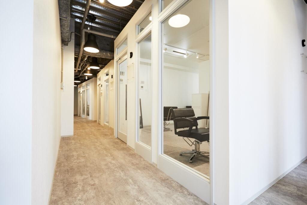 完全個室美容モール『THE SALONS』今後の出店予定地域一覧を公開!